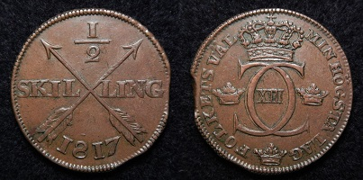 Swedish Coppers - About Page